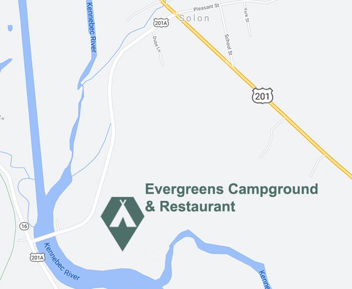 Evergreens Campground